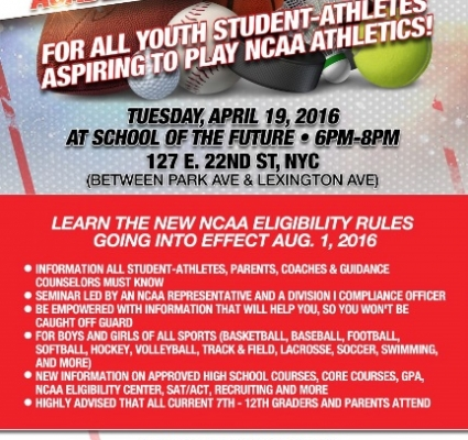 BAB TO HOST ACADEMIC NCAA ELIGIBILITY SEMINAR