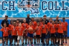 BAB CONCLUDES PRO CITY YOUTH WORKOUTS