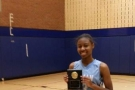 BAB TRAINING PARTICIPANT EARNS MVP HONORS