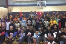 BAB HOSTS CLINIC W/ NYC DADS