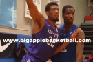 BAB CLINCHES PLAYOFF BERTH WITH 107-88 VICTORY OVER SEAN BELL