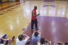 JASON CURRY TALKS ABOUT HIS CAREER AT BASKETBALL CAMP