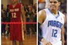 TOBIAS HARRIS RECEIVES COMMUNITY SERVICE AWARD FROM NBA